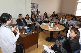 Instauran mesa de trabajo para general inclusión a estudiantes en situación de discapacidad