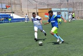Torneo Fútbol Maestro tiene campeón zonal. Final nacional se realizará en noviembre