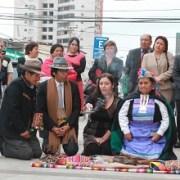 Acto Conmemorativo este 5 de octubre a 22 años de la Promulagación de la Ley Indígena
