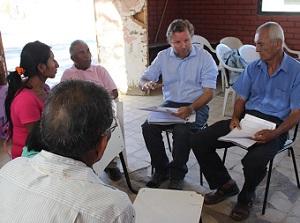 Diputado Trisotti cuestiona avances de la Reconstrucción y emplaza al Gobierno en dar celeridad al proceso