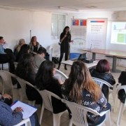 """Seminario """"Mujer y Discapacidad"""" se realizó en Pozo Almonte para reflexionar e informar sobre temas pertinentes"""