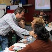 """Con más de 400 adultos mayores se reunió diputado Trisotti:  """"Pasamos agosto y hay que celebrarlo"""