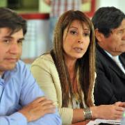 Intendenta instauró mesa de trabajo  con las municipalidades del Tamarugal