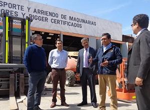 Economía, Corfo y Tesorería Regional lanzaron concurso que beneficia a empresas de Tarapacá
