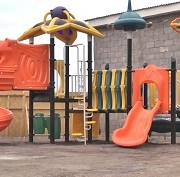 Municipio de Iquique trabaja en la recuperación de plazas y espacios comunitarios