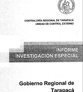 Conoce el informe de Contraloría sobre el caso WhatsApp que lideraba el senador Rossi