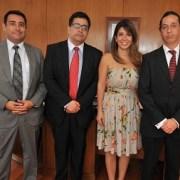 Sociólogo Mauricio Gibert, con dilatada trayectoria en el servicio público, ganó por concurso titularidad del IPS