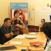 Cursos especializados fortalecen a jóvenes en situación de discapacidad