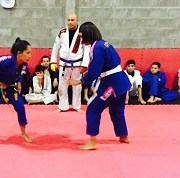 Exitoso seminario sobre arte marcial de BrazilianJiuJitsu