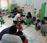 Importante donación para el jardín infantil Caballito de Mar