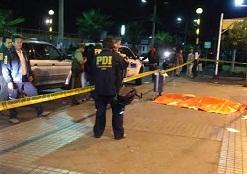 Dirigente vecinal muere tras accidente en gimansio techado de Alto Hospicio