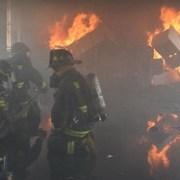 Bomberos capacitan  a la Brigadas contra Incendios de Gendarmería