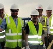 Hasta Guayaquil llegó delegación de la ITI, para conocer instalaciones portuarias
