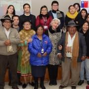 Profesionales de la Salud participan en taller intercultural