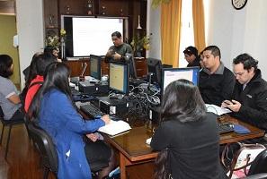 Capacitan a municipios sobre programa de Pavimentos Participativos, que ahora estará dfisponibles en internet