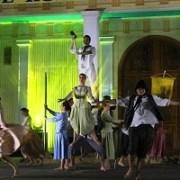 "Ballet Antumapu presentó obra ""Salitreras del recuerdo"", en Santuario de La Tirana"