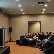 Analizan proyecciones de la economía regional en seminario de la Cámara de Comercio