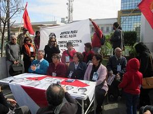 """Familiares de ejecutados políticos  y desaparecidos: """"Nada ni nadie está olvidado"""""""