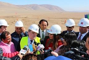 Conectividad con camino de asfaltado entre Alto Hospicio-Huara será una realidad