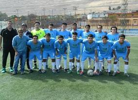 Selección de fútbol amateur representará a la Región en Nacional de Ancud