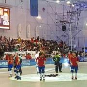 """DT de las """"Marcianitas"""":  """"Este es el mundial más hermoso de historia del hockey patín femenino"""""""