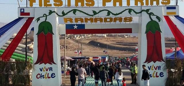 Más de 42 mil visitas asistieron a las ramadas en Alto Hospicio