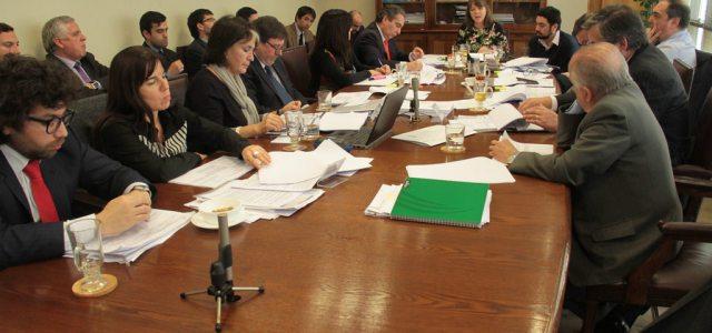 Se agiliza tramitación de elección intendentes en comisión del Senado