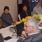 Evo Morales considera que Chile no estaba preparado para la demanda por el Silala