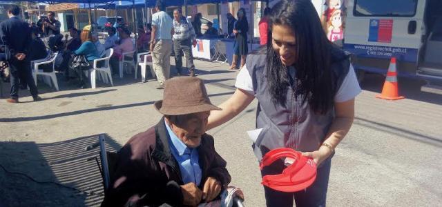 Servicios Públicos atendieron en Pozo Almonte a personas en situación de discapacidad