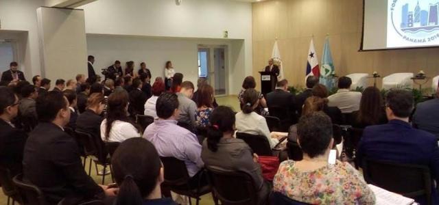 Alcalde Soria asiste a inauguración de obras de ampliación del Canal de Panamá