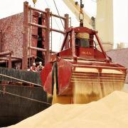 Con primera transferencia de soya boliviana Puerto de Iquique  apuesta a diversificar sus cargas