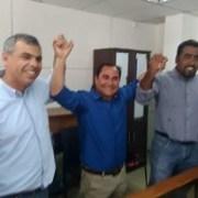 Trabajo mancomunado con los nuevos alcaldes, es lo que espera la Intendenta Rojas