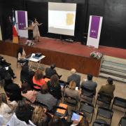 Más de 1.800 casos de violencia contra la mujer recibió el SERNAM durante el 2015