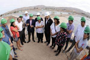 Municipio de Alto Hospicio acusa a autoridad de Salud de lentitud en planes de saneamiento