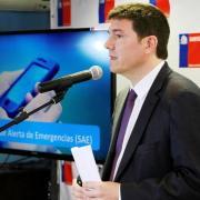 Sistema de alerta de emergencias será obligatorio para todos los teléfonos y redes móviles del país