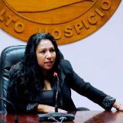Jessica Becera será alcaldesa suplente por dos semana, hasta que el alcalde electo asuma la titularidad del cargo