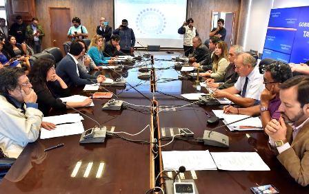 CORE aprobó que ciudadanos definan destino del 30% del Fondo Regional de Inversión Local