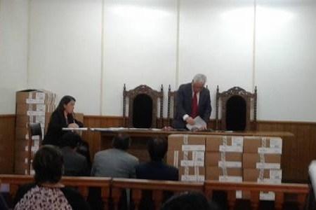 Noticia de la Semana Pasada: Mauricio Soria  Macchiavello es el alcalde de Iquique, ahora ratificado por el TER