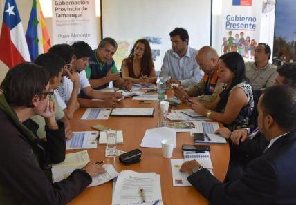 Plan Verano y Vuelta  Clases 2017 los temas que preocupan al nuevo gobernador del Tamarugal