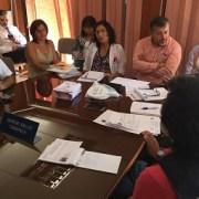 Confirmado: Marea roja en Pisagua y coordina trabajo con pescadores de la zona