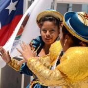Artesanía, gastronomía, música y danza en primer Carnaval Andino en Alto Hospicio
