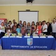 Más de 13 mil estudiantes de establecimientos municipales recibirán un kit gratuito con útiles escolares