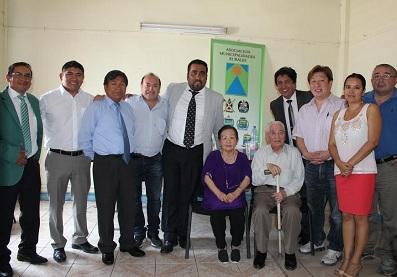 Empresario chileno-nipón interesado en apoyar a municipios de la provincia del Tamarugal