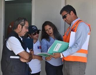 En provincia del Tamarugal fiscalizan a empresas, para velar por derecho de trabajadores