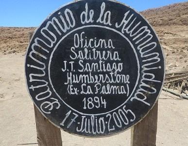 Salitreras Humberstone y Santa Laura no recibirán visitas el día del Censo