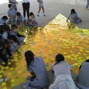 Estudiantes de escuela básica Estrella de Sur de Pozo Almonte, propusieron medidas para mejorar su establecimiento