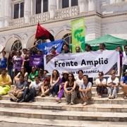 En jornada sabatina, Frente Amplio realiza primer encuentro programático en Tarapacá