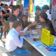 Gobernación Provincial y Servicios Públicos difundieron oferta programática de Gobierno en populoso sector de Iquique