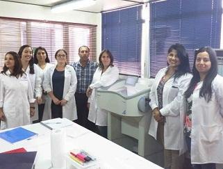 Laboratorio histológico de IFOP Iquique incorpora equipo Criostato
