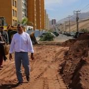 Municipio de Iquique mejora conectividad hacia el sector sur de la ciudad
